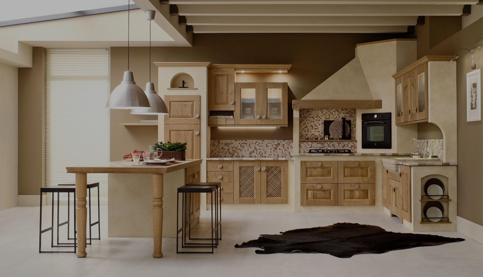 Cucine Classiche - Arredamenti Ferrarese